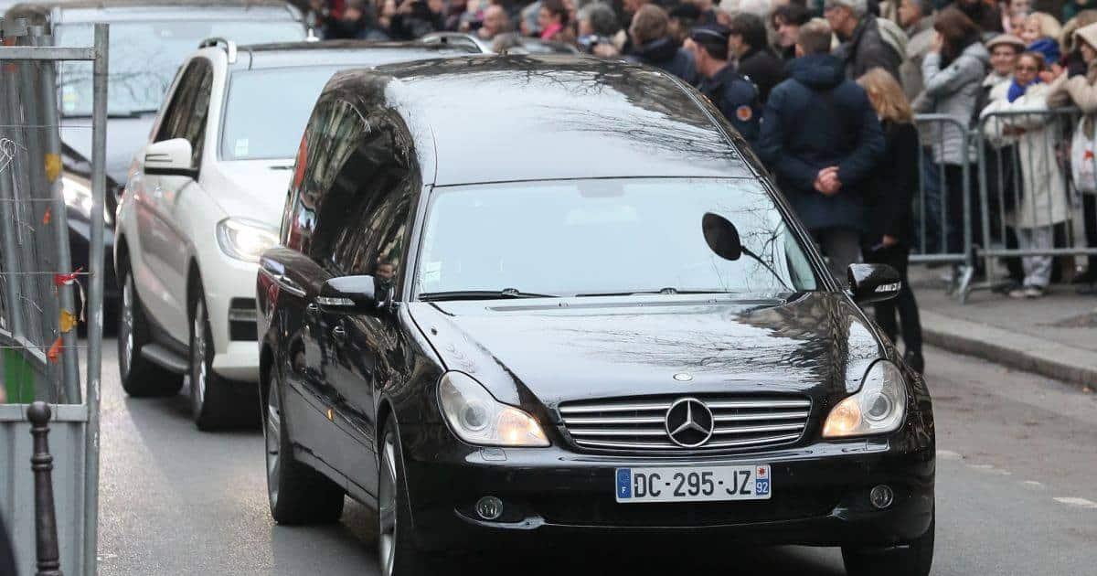 obsèques France Gall