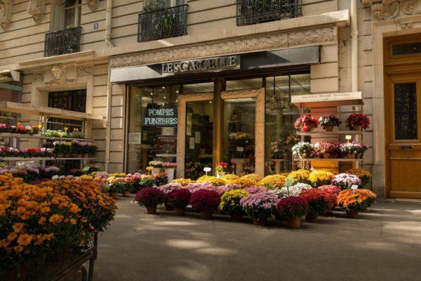 Pompes Funèbres Montmartre Paris 18, Agence Cridel Lescarcelle