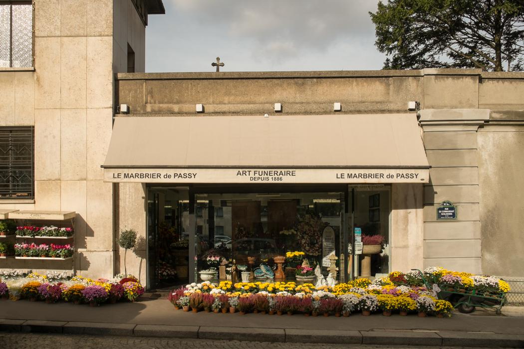 Pompes Funèbres Passy , Paris 16 : Agence Cridel